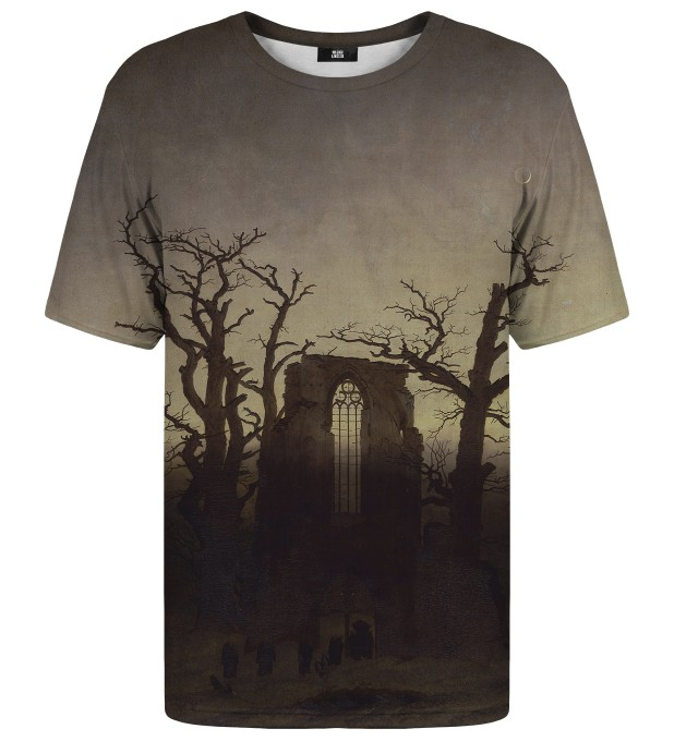 The Abbey in the Oakwood t-shirt Thumbnail 1