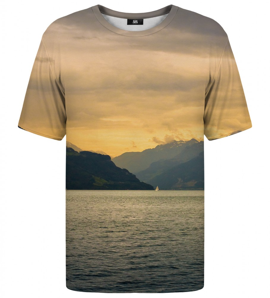 Mr. Gugu & Miss Go, Lake t-shirt Image $i