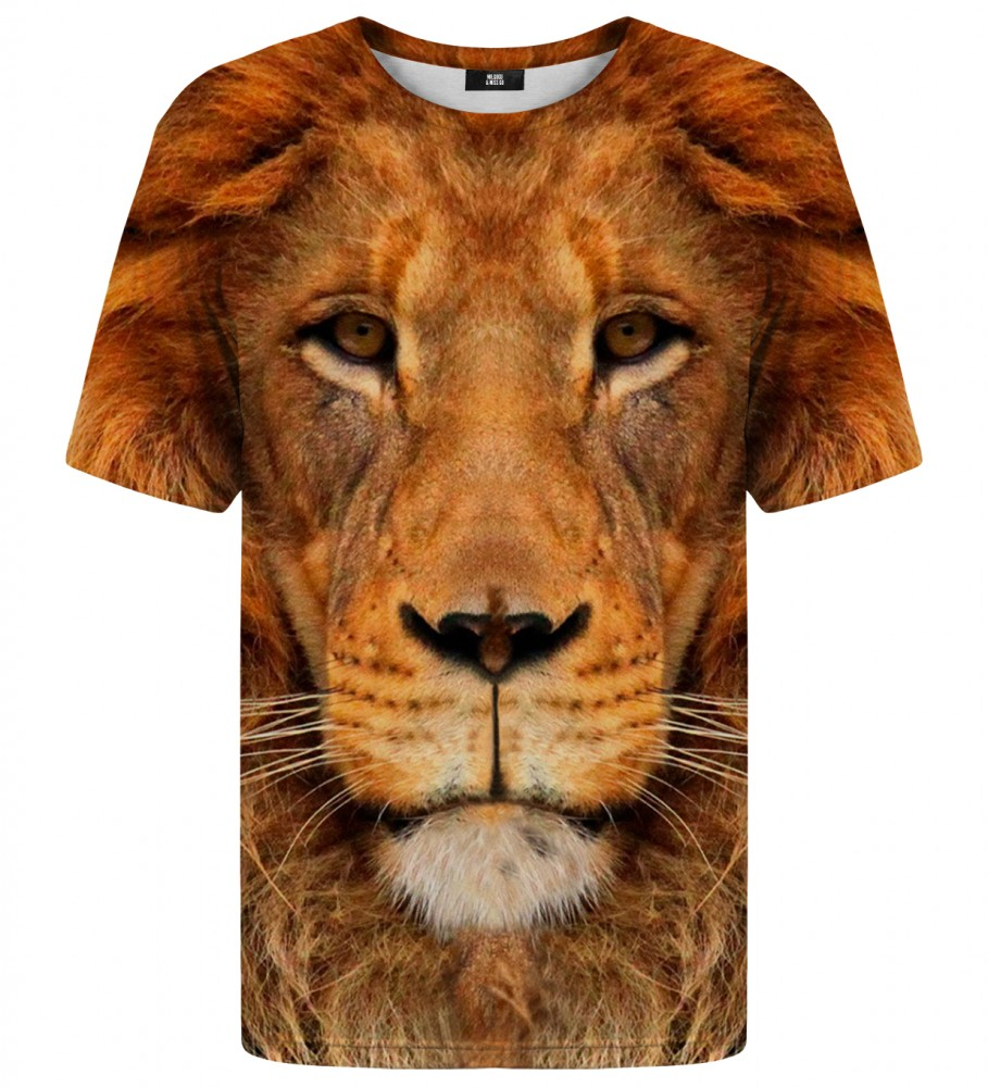 Mr. Gugu & Miss Go, Lion2 t-shirt Image $i