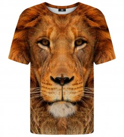 Mr. Gugu & Miss Go, Lion2 t-shirt Miniature $i