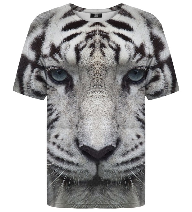 White Tiger t-shirt Thumbnail 1