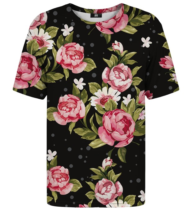 Red Roses t-shirt Thumbnail 1