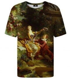 Mr. Gugu & Miss Go, Lover Crowned t-shirt Thumbnail $i
