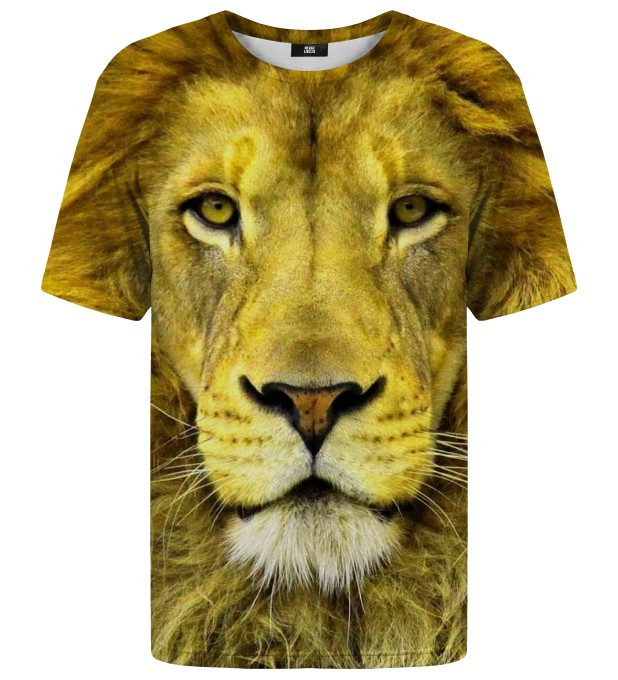Lion t-shirt Miniature 1