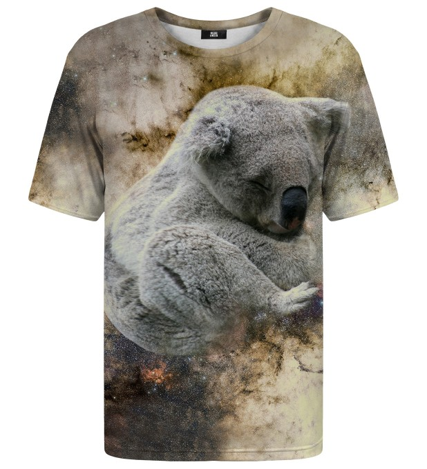 Sleepy Koala t-shirt Miniature 1