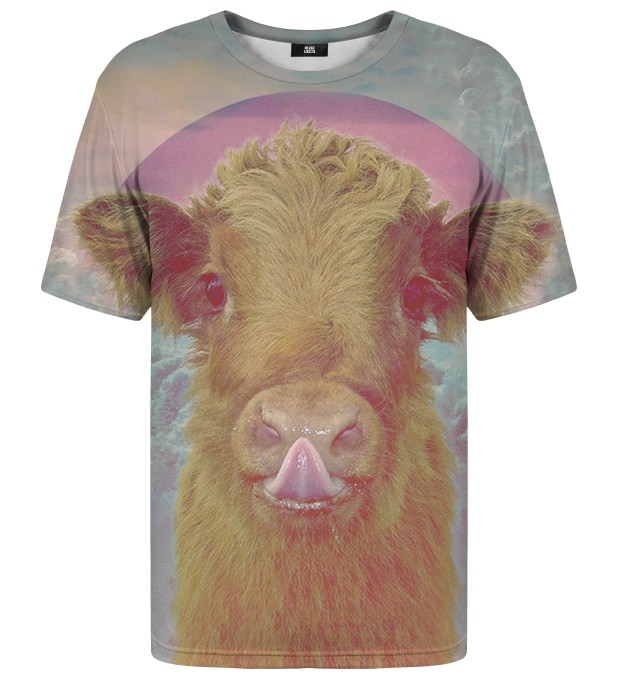 Crazy Cow Net t-shirt Thumbnail 1
