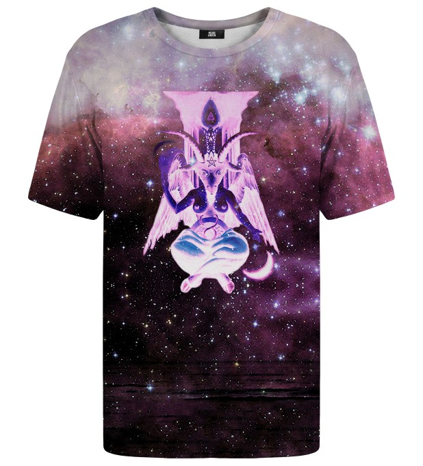 Nebula God t-shirt Thumbnail 1