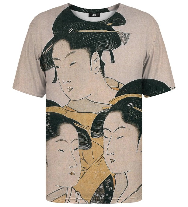 Japanese Girl t-shirt Thumbnail 1
