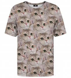 Mr. Gugu & Miss Go, Cats1 t-shirt Miniatura $i
