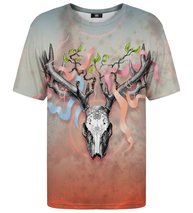 Deer Skull t-shirt Miniature 1