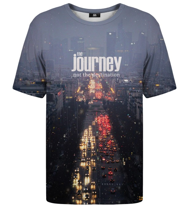 T-shirt ze wzorem The Journey Miniatury 1