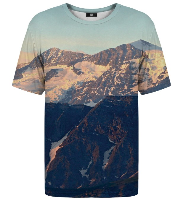 Mountains t-shirt Thumbnail 1