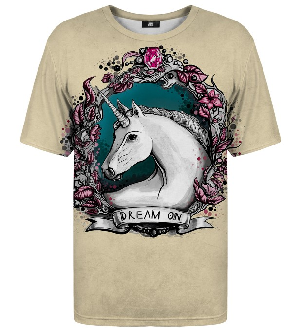 Unicorn Portrait t-shirt Thumbnail 1