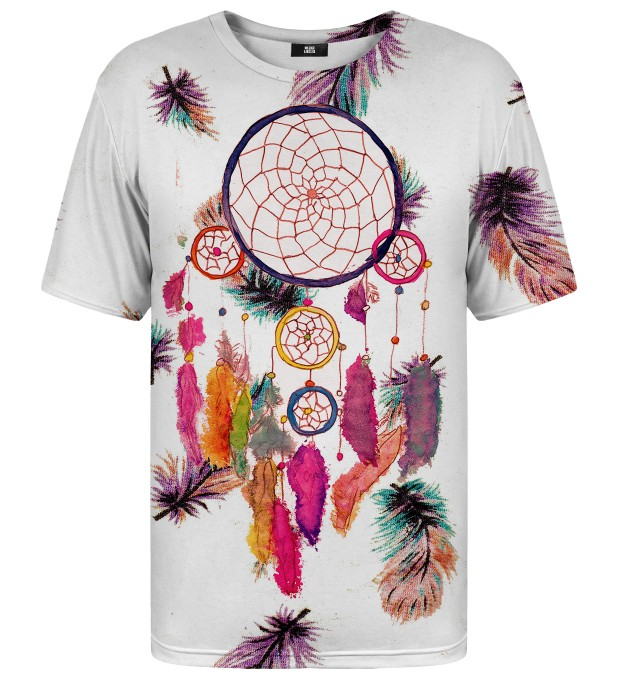 Feathers Dreamcatcher t-shirt аватар 1