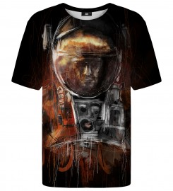 Mr. Gugu & Miss Go, Astronaut t-shirt Thumbnail $i