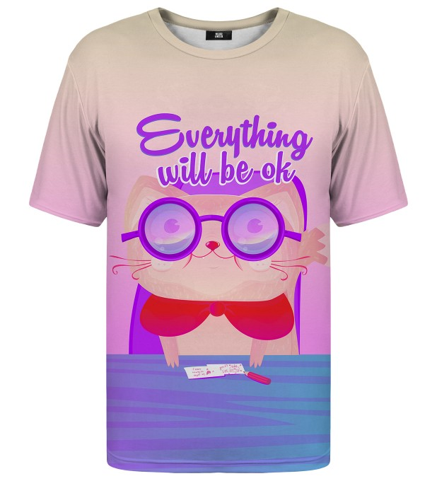 Everything Will Be OK t-shirt Thumbnail 1
