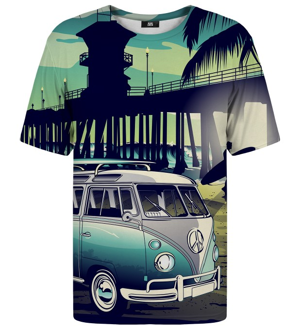 California Life t-shirt Miniatura 1