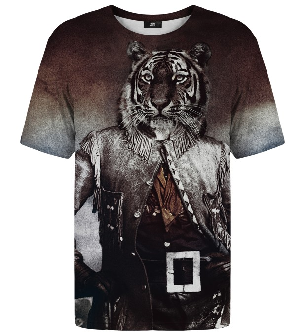 Colonel Tiger t-shirt Thumbnail 1