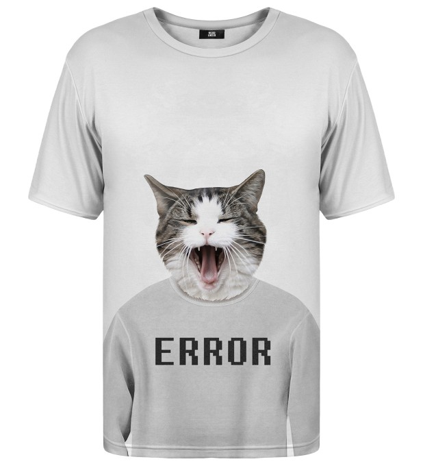 Error t-shirt Miniature 1