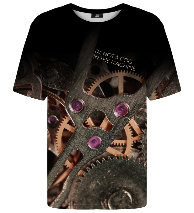 I'm not a cog t-shirt Thumbnail 1