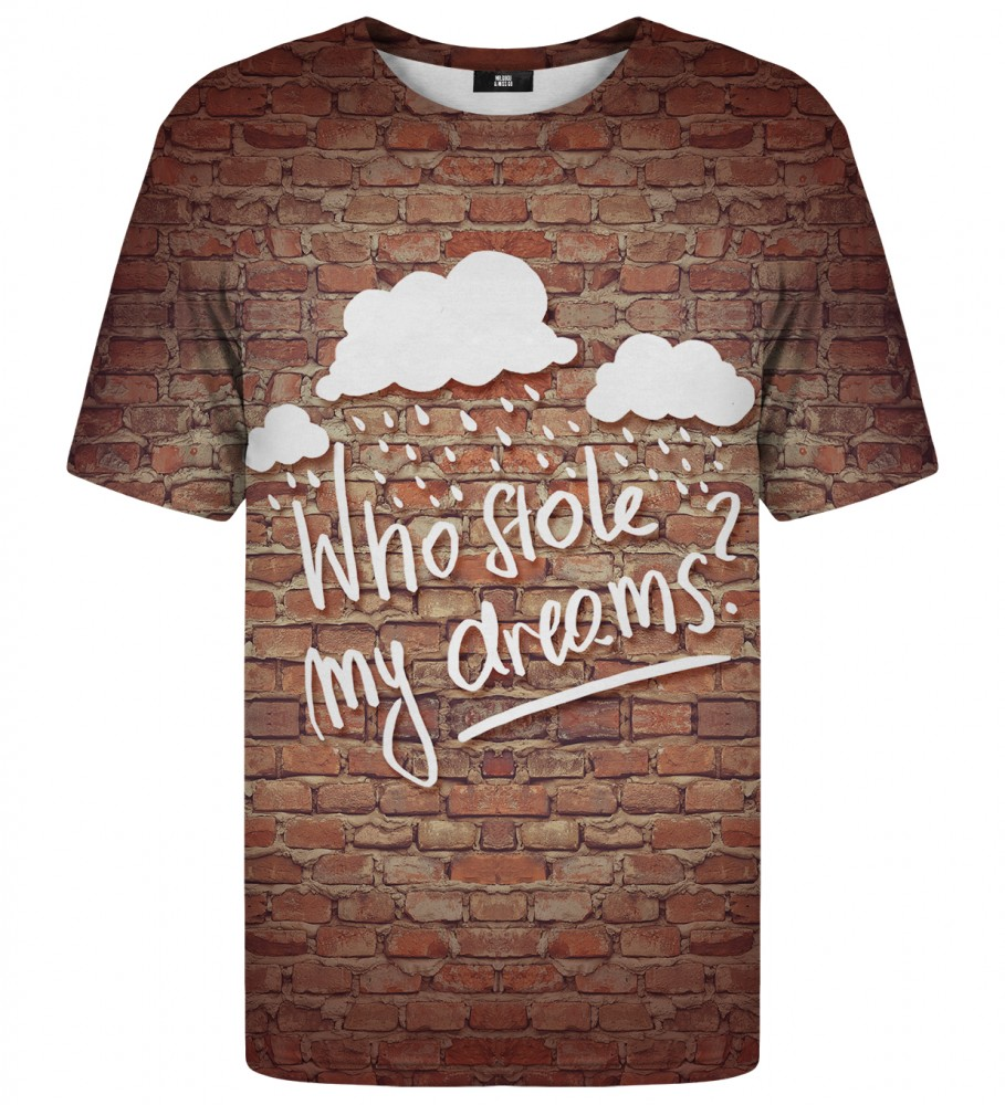 Mr. Gugu & Miss Go, Who stole my dreams t-shirt Image $i