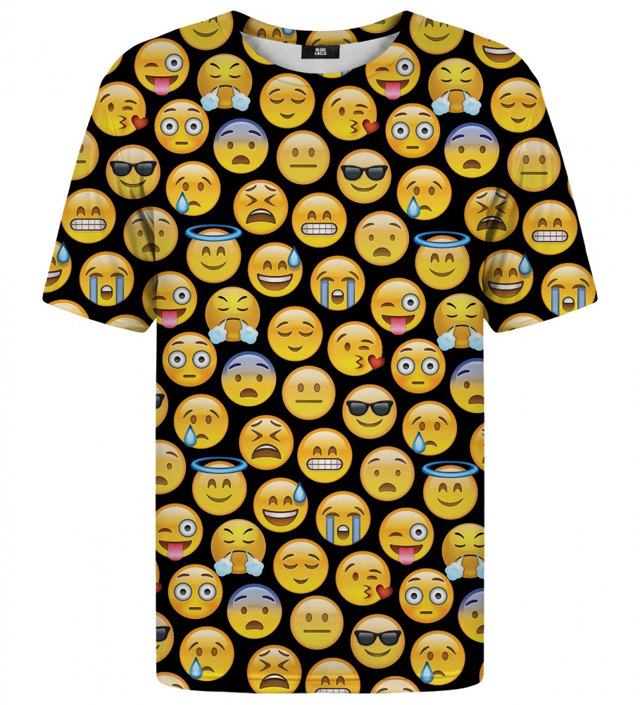 Mr. Gugu & Miss Go, Emoji shirt Image $i