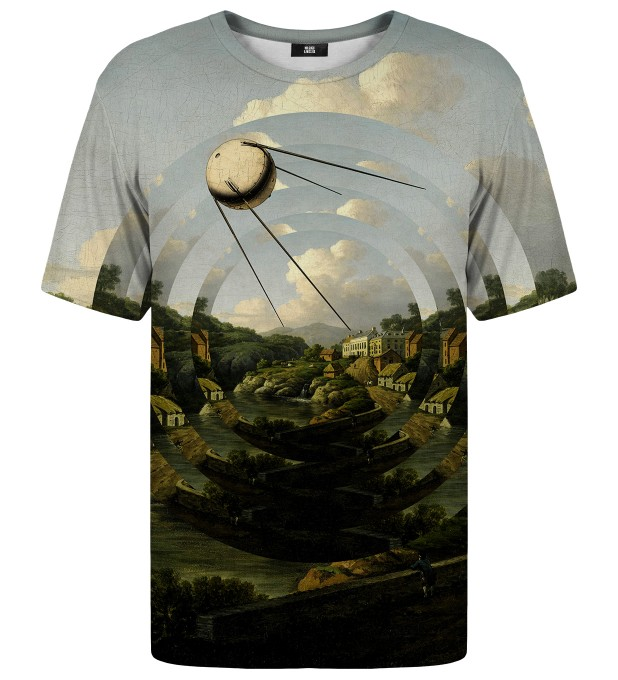 T-shirt Sputnik City Miniatury 1