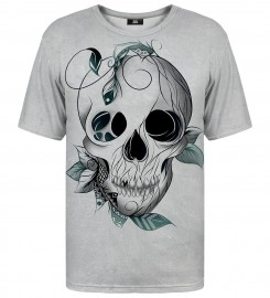 Mr. Gugu & Miss Go, T-shirt Leaf skull  Miniatury $i