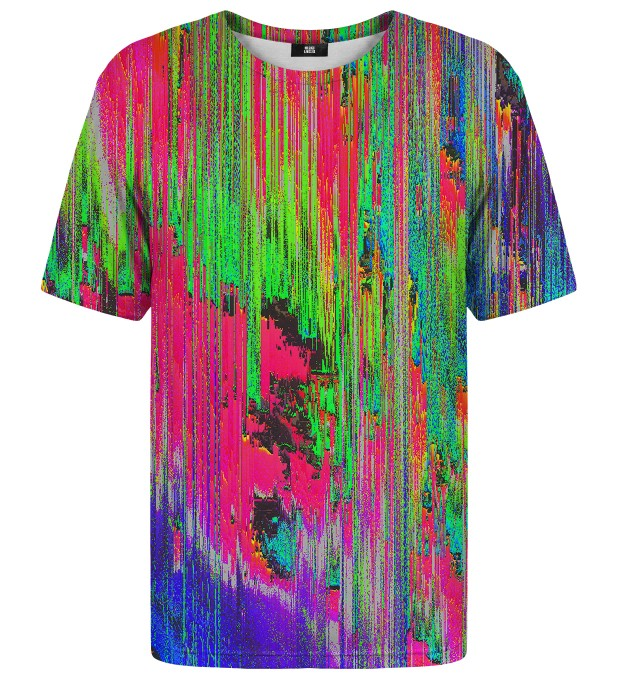 T-shirt Drying Paint Miniatury 1