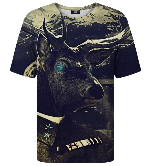 lieutenant Deer t-shirt Miniature 1