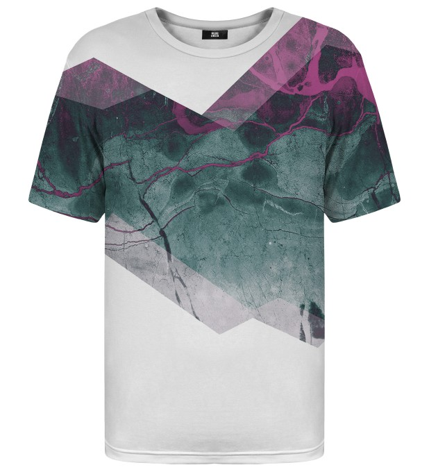 T-shirt Violet Marble Miniatury 1