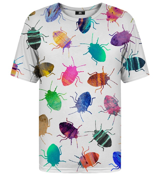Colorful Cockroaches t-shirt Miniaturbild 1