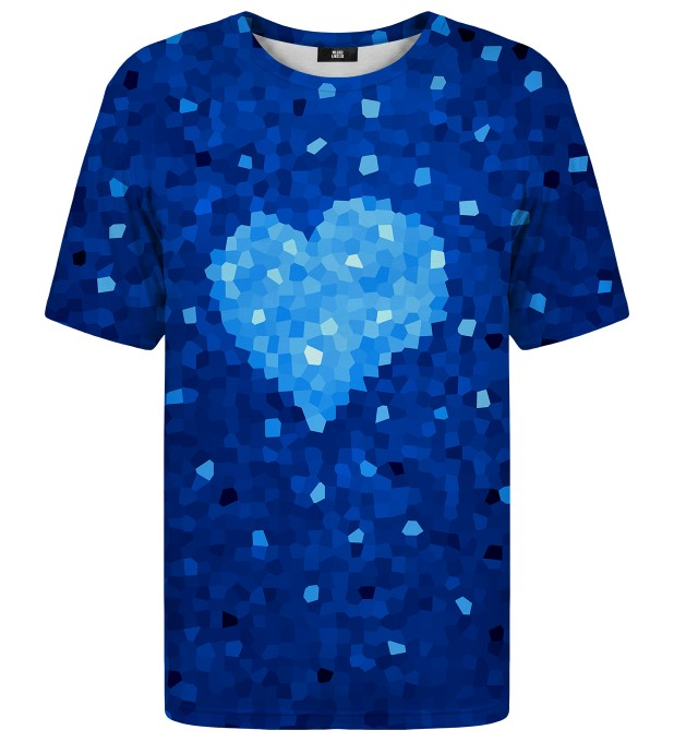 T-shirt Glass Heart Miniatury 1