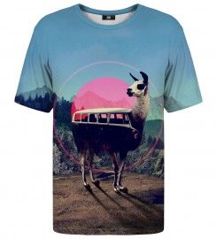 Mr. Gugu & Miss Go, Volkswagen Lama t-shirt Miniature $i