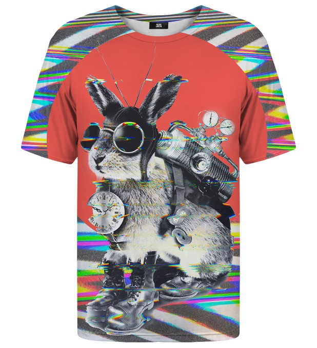Time Traveller t-shirt Thumbnail 1
