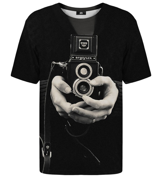 Camera t-shirt Thumbnail 1