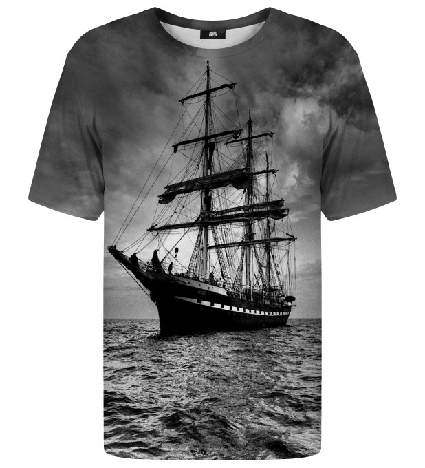 Ship t-shirt Miniatura 1