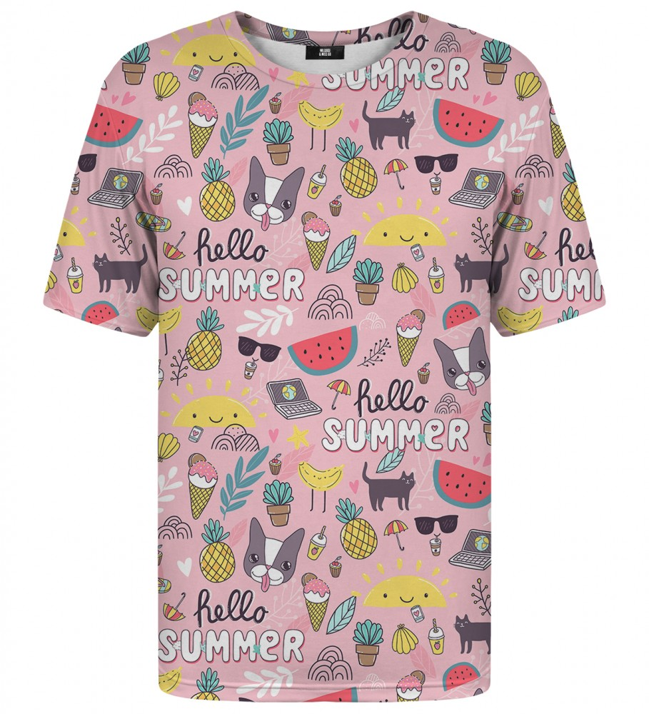 Mr. Gugu & Miss Go, Sweet summer t-shirt Imagen $i