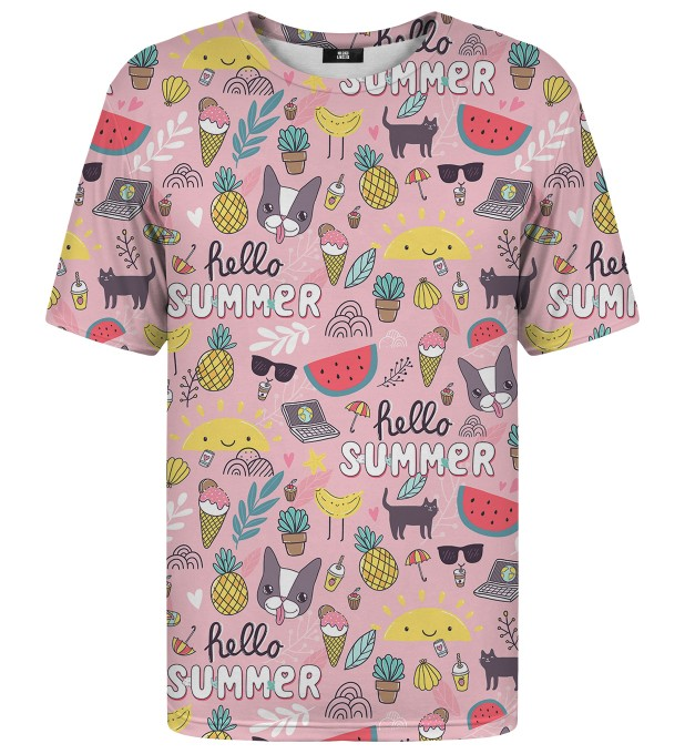 Sweet summer t-shirt Miniaturbild 1