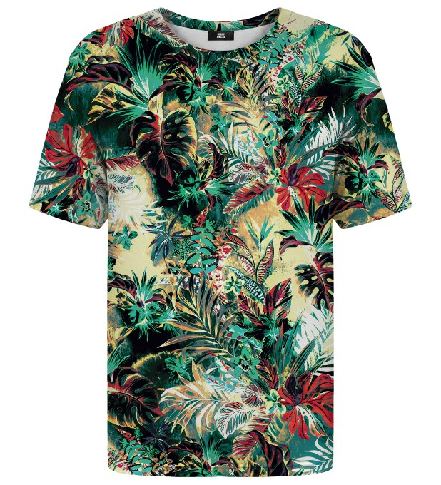 Tropical Jungle t-shirt Thumbnail 1