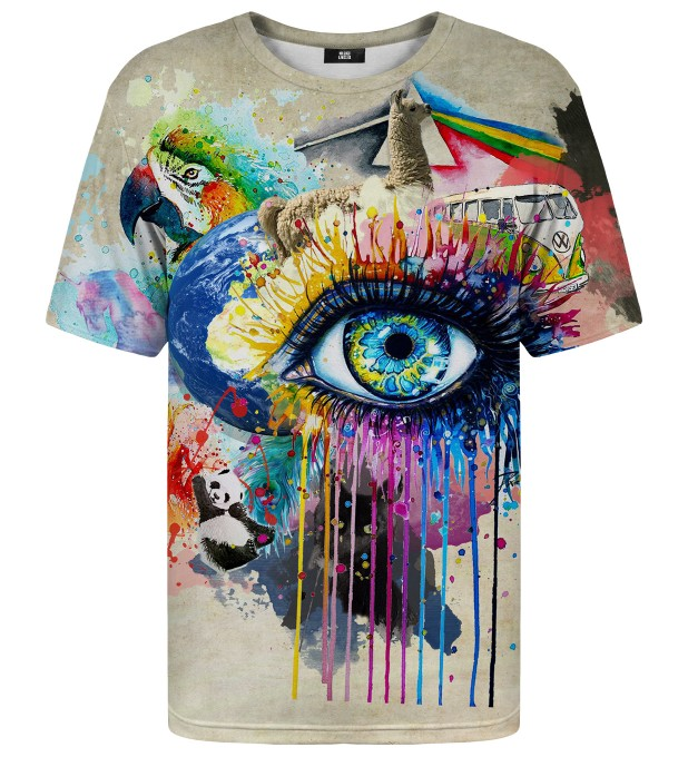 T-shirt All over print Miniatury 1