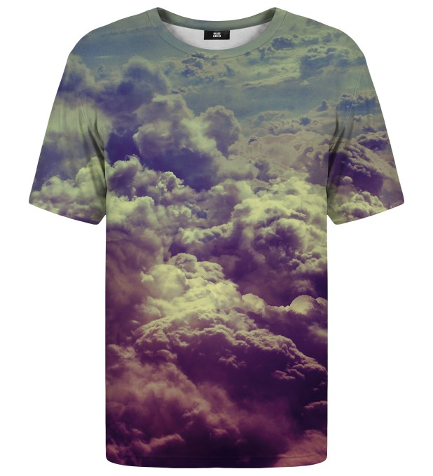 Clouds t-shirt Miniature 1