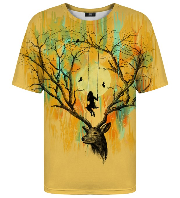 Deer Fantasies T-Shirt Miniature 1