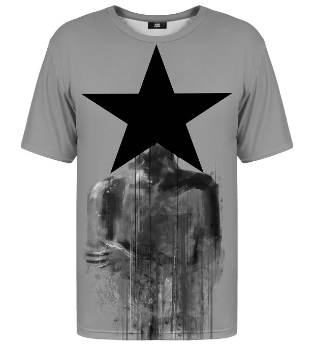 Black Star T-Shirt Miniature 1