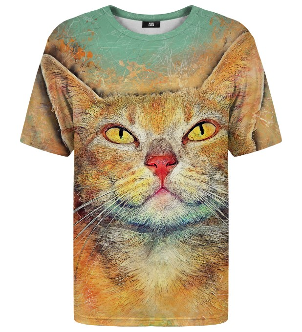 Kitty's Eyes T-Shirt Miniatura 1