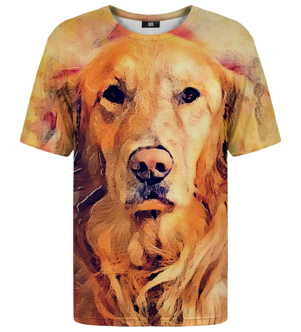 Dog's Poster T-Shirt Miniature 1
