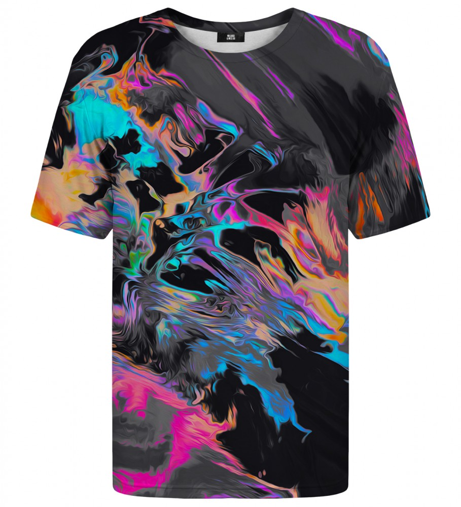 Mr. Gugu & Miss Go, Space colours T-Shirt Image $i