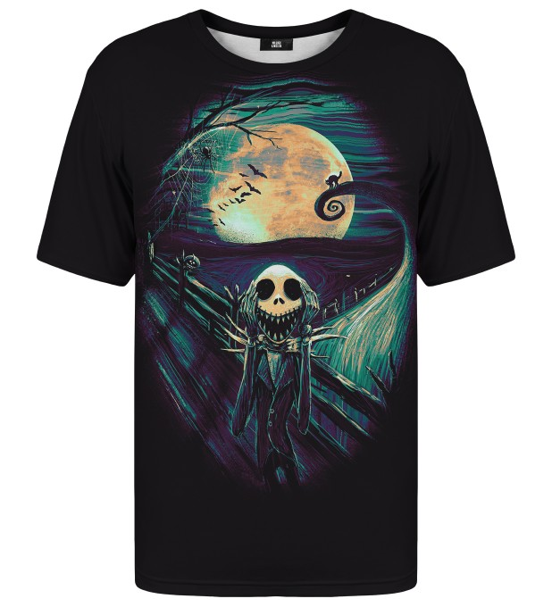 T-Shirt Skellington  Miniatury 1
