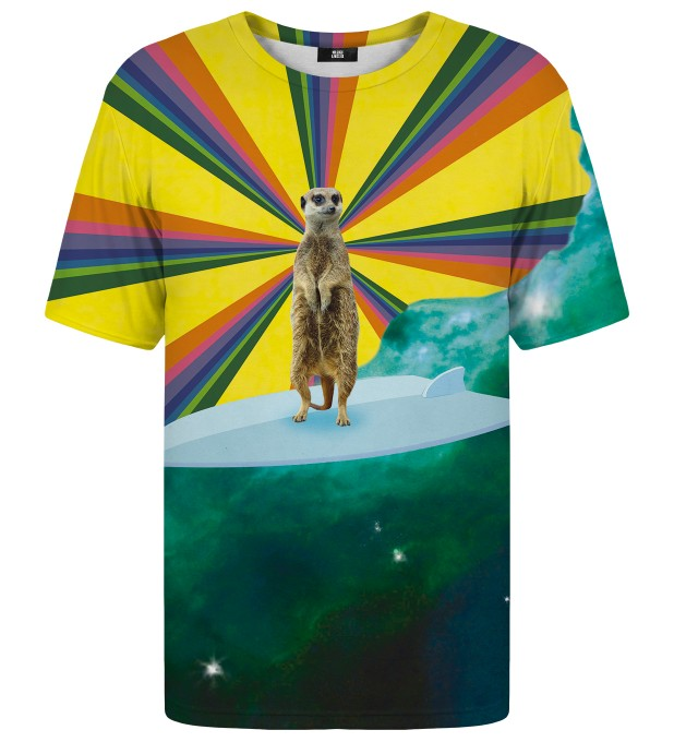 Meerkat t-shirt Miniature 1