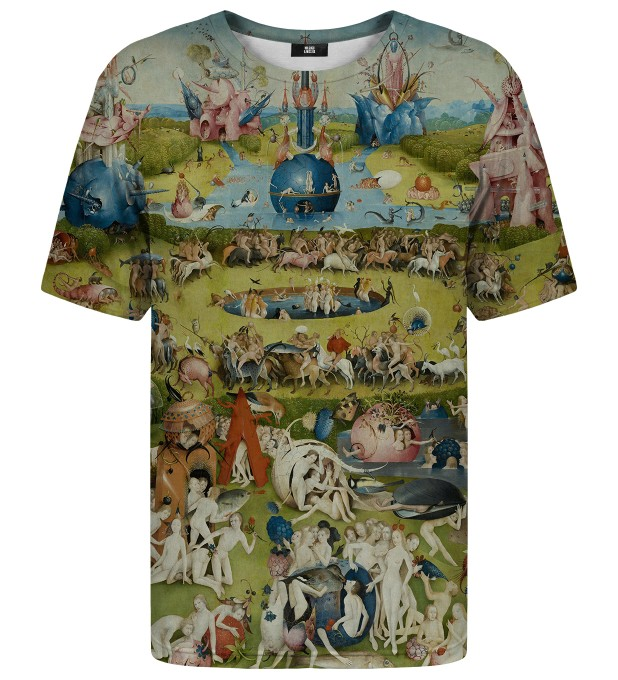 Garden t-shirt Miniature 1